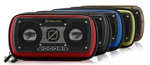 Goal Zero Rock Out 2 Solar Rechargeable Bluetooth Speaker