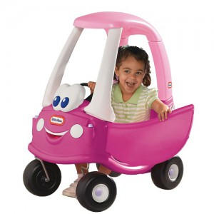 Little Tikes Princess Cozy Coupe - 630750