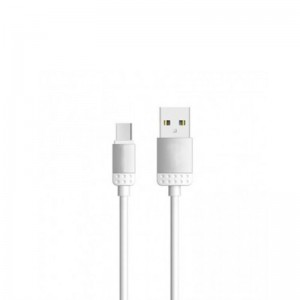 Porodo Micro Usb Data Cable Quick Charge 2.4a - Grey