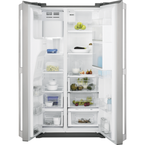 elux fully dispenser 527lt mini bar ssdoors freezer and