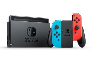 Nintendo - Switch™ 32GB Console - Neon Red/Neon Blue Joy-Con™ [PAL]