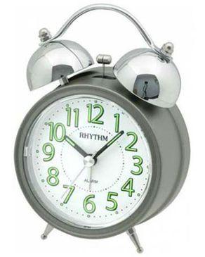 Rhythm Value Added Bell Alarm Clocks - CRA843NR08