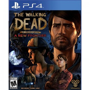 PS4The Walking Dead: The Telltale Series A New Frontier - R2