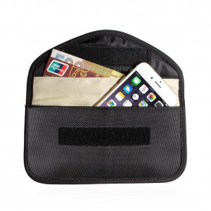 Access - Cell Phone Anti-tracking Anti-spying GPS Rfid Signal Blocker Pouch Case Bag Handset Function Bag