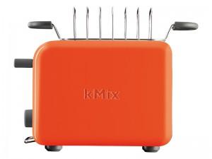 Kenwood Kmix Toaster 2 Slice Orange - TTM027