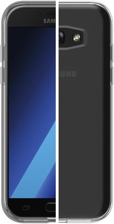 OtterBox Clearly Protected Case Samsung Galaxy A5 (2017), Clear 77-55318