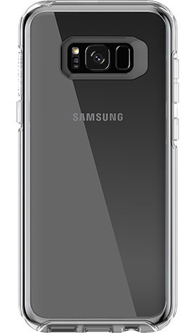 OtterBox Symmetry Clear Series for Samsung Galaxy S8 Plus- Clear - EMEA
