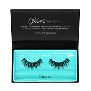 Social Eyes Silver Series Lashes - Seductress