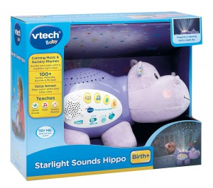 Vtech Starlight Sounds Hippo - 180903