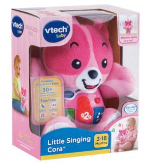 VTech Little Singing Cora  Pink - 165753