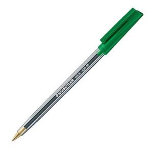 Staedtler-Ball Point Pen- Green