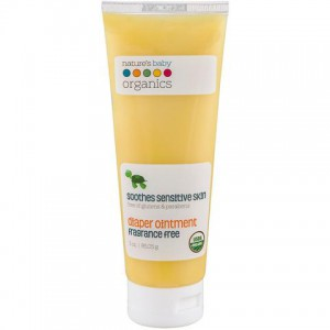 "Natures Baby - Diaper Ointment "" Organic "" FF 3 Oz"