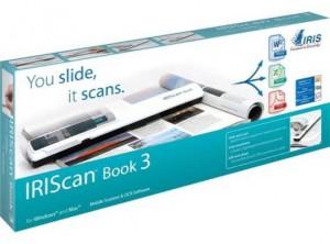 IRIScan Book 3 Portable Scanner - 457888