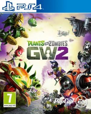 Plants vs. Zombies Garden Warfare 2 for PS4 - NTSC