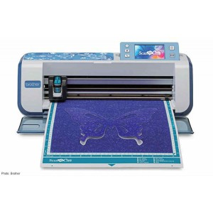 Brother CM550DX ScanNCut Home And Hobby