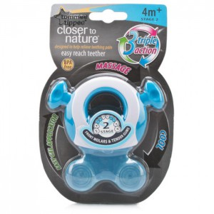 Tommee Tippee Closer to Nature Stage 2 Teether  x1 #TT43645210
