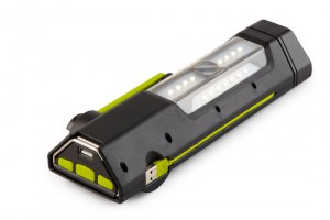 Goal Zero Torch 250 Flashlight with Integrated Solar Panel
