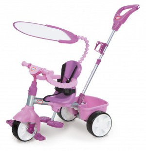 Little Tikes 4-in-1 Trike (Purple) - 627361