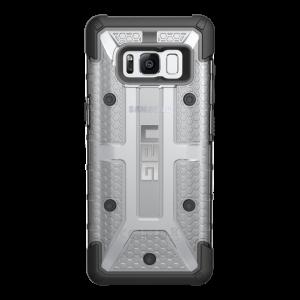 UAG Galaxy S8 Plasma Case - Ash/Black-Visual Packaging