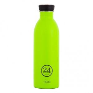 24 Bottles -Urban Bottle 0.5 l-Lime Green