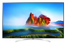 """LG TV 65"""" Super UHD Smart, Nano Cell, Display, Billion Rich Colours - 65SJ950V"""