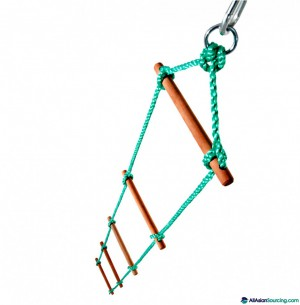 Plum Rope ladder - 27468