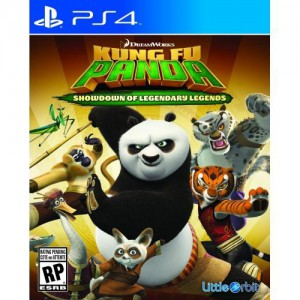 PS4 Kung Fu Panda Showdown of Legendary Legends R1