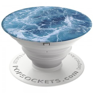 PopSockets: Expanding Stand and Grip for Smartphones and Tablets - Ocean From The Air
