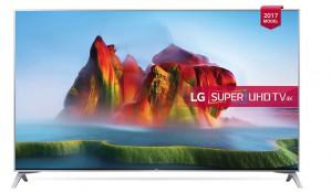 """LG TV 65"""" Smart 4K UHD HDR LED, HDR with Dolby Vision  - 65SJ850V"""