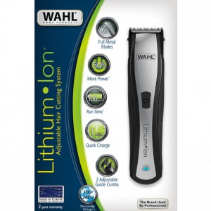 WAHL Lithium Ion  Rechargeable Hair Clipper - HC1481-0410