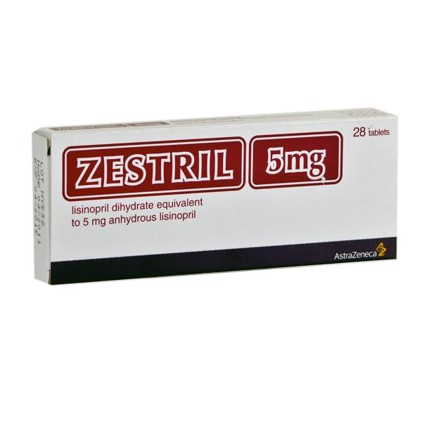 Zestril 20 Mg Side Effects