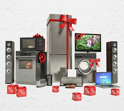 Kitchen & electronic appliances