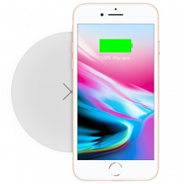 Momax - Q.Pad X Fast Wireless Charger - UD6 - White