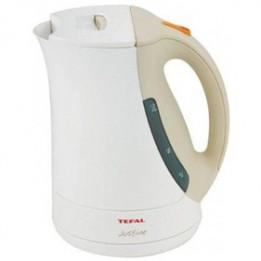Tefal 2000W Kettle Justine 1.7L White/Greg -  BF563043
