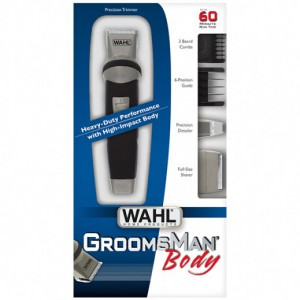 WAHL Groomsman Body & Beard Trimmer (MT9953-1027)