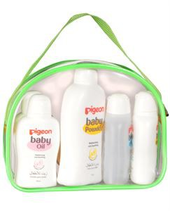 Pigeon Baby Toiletry Trail Bag