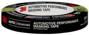 3M™ Automotive Performance Masking Tape, 03431, 18 mm x 32 m