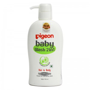 Pigeon Baby Wash 2IN1 700ML