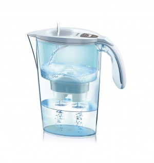 Laica Stream Line Jug Water Filtration System (White)