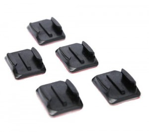 GoPro Curved Adhesive Mounts AACRV-001
