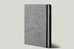 Notebook - Wool Covered