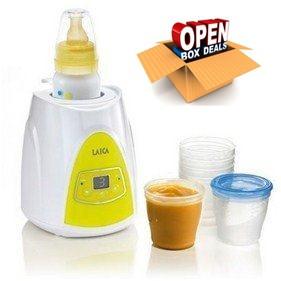 Laica Babyline Digital baby bottle & food warmer BC1004