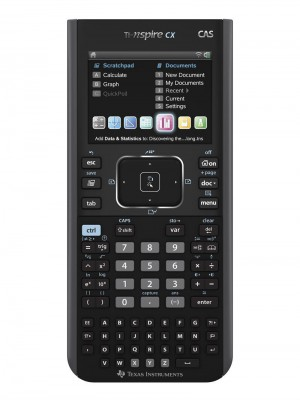 Texas Instruments Handheld Calculator Nspire CX CAS
