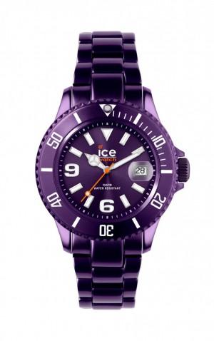 Ice-Alu Deep Purple Watch