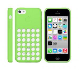 iPhone 5c Green Case