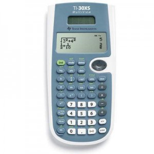 Texas Instruments Calculator Multiview - 30XS