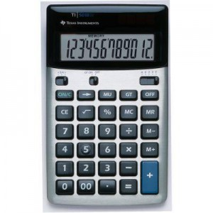 Texas Instruments Calculator - 5018 SV