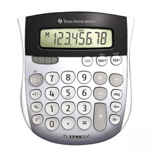 Texas Instruments Calculator - 1795 SV