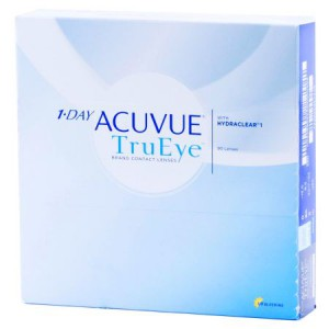ACUVUE DAILY TRUEYE V.PACK POWER LENS