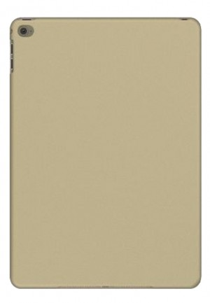 Gosh a103 Case Cover for iPad Air 2 Bookcase - Gold